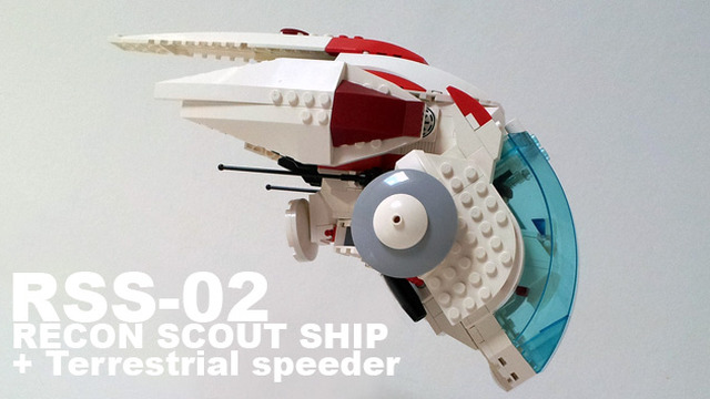 Recon Scout Ship