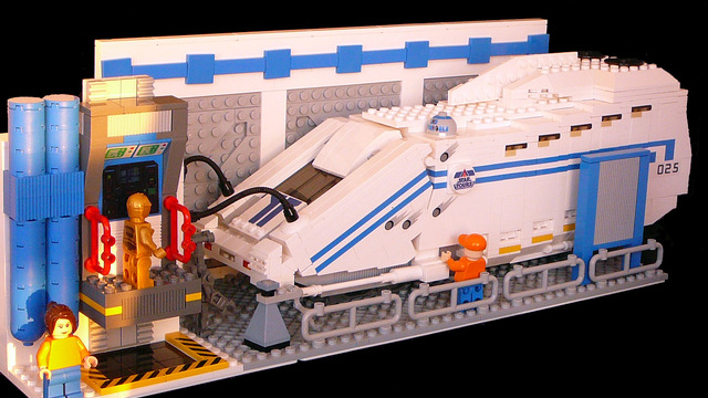 Star Wars - Star Tours Starspeeder 3000