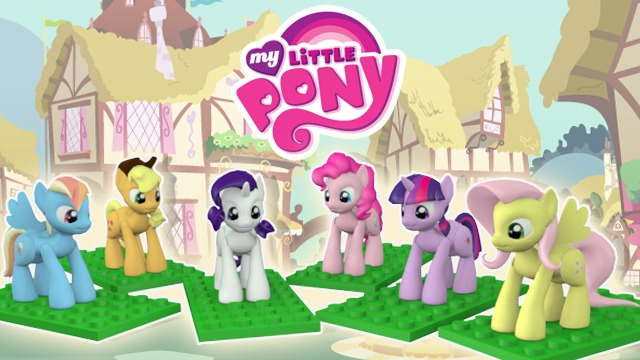Ponies and Lego, anyone? Thumb640x360