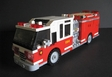 Realistic Fire Engine