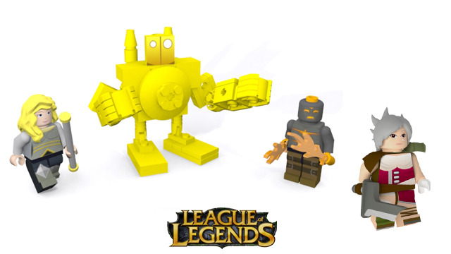 Are you interested in LEGO® League of Legend Figures And Sets? CLICK ...