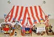 The Big-Top Circus Tent comes to town!