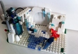 Lego Batman: Mr Freeze's and Captain Cold's Hideout