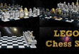 Minifigure Chess Set