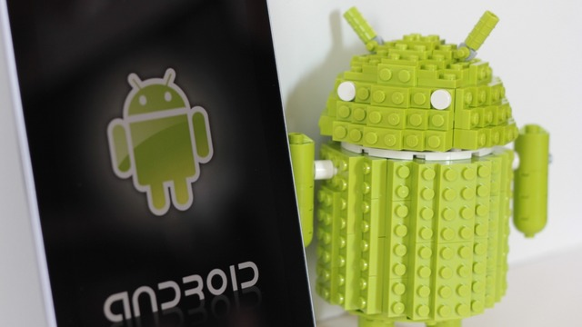 Andy/Bugdroid the Android by Google