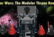 Star Wars: the Modular Throne Room