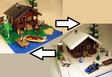 Log Cabin - Two Seasons!