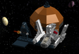 Star Wars Planet Series: Mustafar with Palpatine's Shuttle