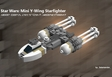 Star Wars: Mini Y-Wing