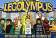 Legolympus (Mythology Theme with Mount Olympus Set)
