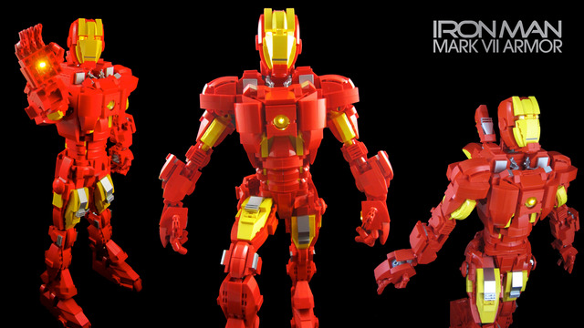 Mark Vii Iron Man 3 Game Avengers Iron Man Mark Vii