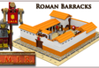 L.M.I.R. - Roman Barracks