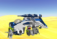 Small Republic Dropship