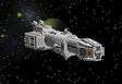 Star Wars Corellian DP20 Gunship
