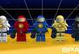 MARINE SPACE TROUP! Minifig Pack!