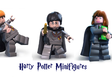 Collectible Harry Potter Minifigures