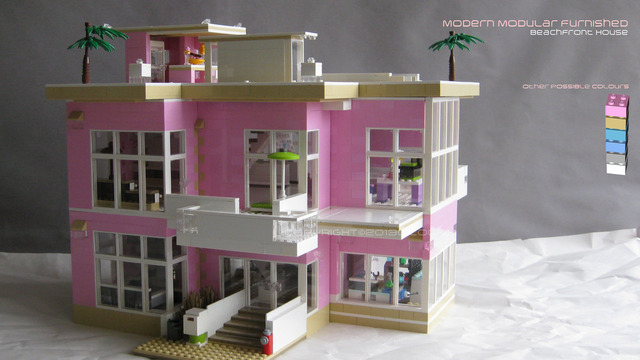 Glenbricker 39 s review weekly cuusoo for Modele maison lego
