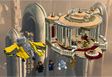 Padme's Apartment Balcony