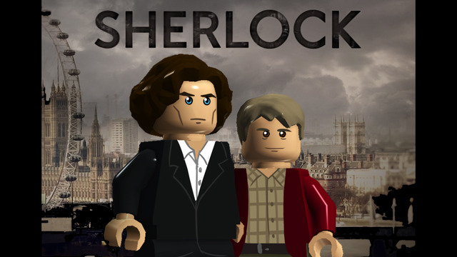 Sherlock Lego News Bbc Sherlock General Discussion