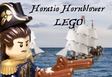 Horatio Hornblower LEGO