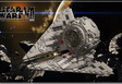 Star Wars VII series: Tie Delta x1