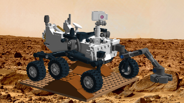 actual mars rover pictures nasa - photo #38