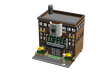 Modular Coffee Shop