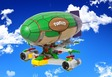 Tmnt Turtle Blimp