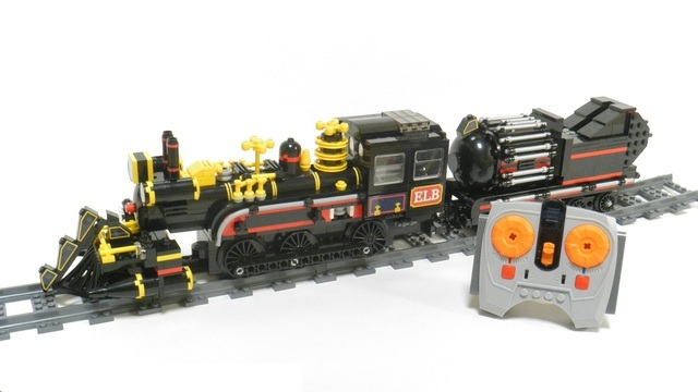 Lego Cuusoo Bttf Jules Verne Train Achieves 10 000
