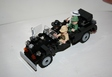 Lego Indiana Jones Major Toht's Mercedes