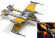 Star Wars - X-83 TwinTail Starfighter