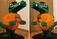 Classic Albert Mascot from the University of Florida