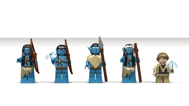 AVATAR - Tree of Souls - LEGO Sci-Fi - Eurobricks Forums