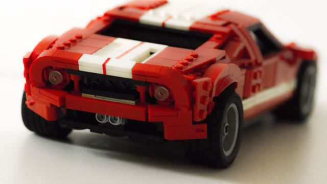 Cuusoo: Ford GT | Brickset: LEGO set guide and database